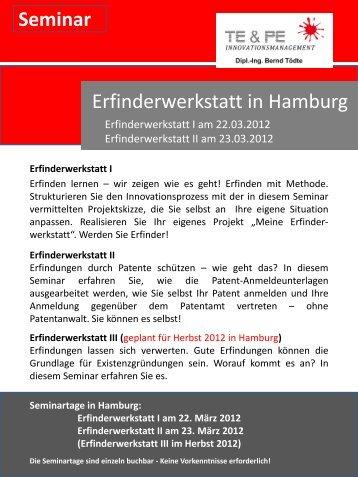 Erfinderwerkstatt I - teundpe.de