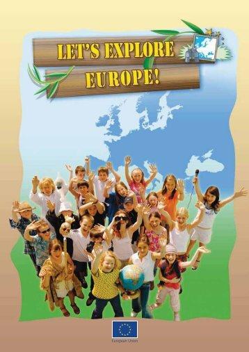 Let's explore Europe - Europa
