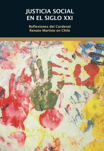 JUSTICIA SOCIAL EN EL SIGLO XXI - Conferencia Episcopal de Chile