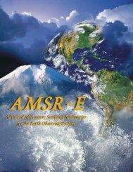 + AMSR-E Brochure - Aqua - NASA
