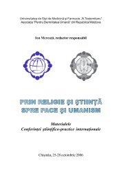 Materialele Conferinţei ştiinţifico-practice internaţionale - Ion Mereuta