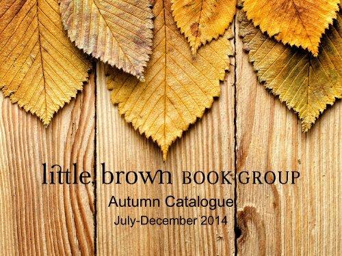 AutumnCatalogue2014