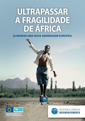 ULTRAPASSAR A FRAGILIDADE DE ÁFRICA