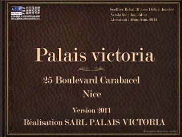 06 Nice - Palais Victoria - Azur InterPromotion