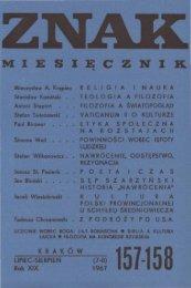 Nr 375 376 Luty Marzec 1986 Znak