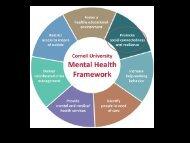 Fostering Resilience Model - Gannett Health Services - Cornell ...