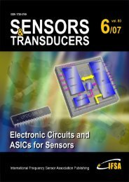 Fiber Optic Sensors to Monitor Structural Components Made of ...