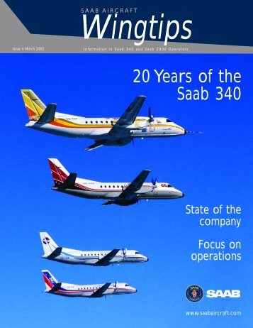 Aircraft drawing and blueprint reading read or download this customer magazine saab aircraft leasing malvernweather Choice Image