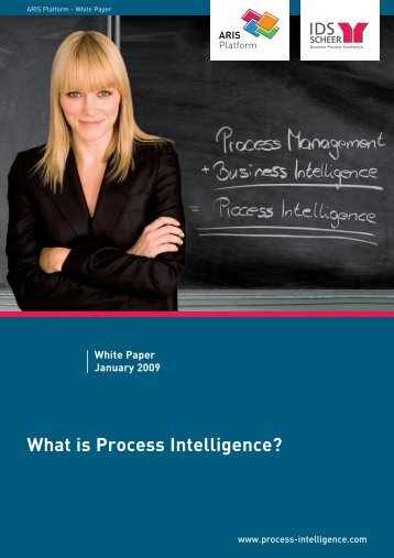Process Intelligence White Paper - IDS Scheer AG