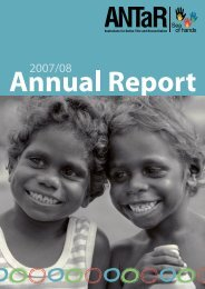 Read - Australians for Native Title and Reconciliation