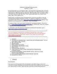 SISKIND'S IMMIGRATION BULLETIN October 11 ... - Siskind, Susser