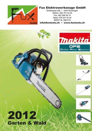 PDF (10.94 MB) - Fux Elektrowerkzeuge GmbH in Rümlingen
