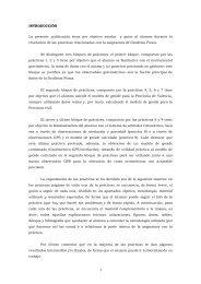 Prácticas - UPV