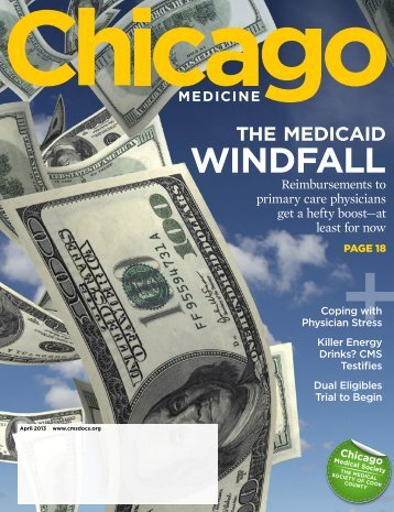 April 2013 - Chicago Medical Society