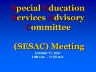 10/17/2007 from 9:00 AM - 11:00 AM PowerPoint