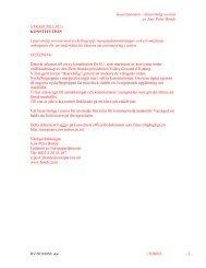 Konstitutionen œ läsarvänlig version av Jens-Peter Bonde ... - EU-ABC