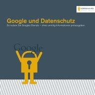 Google und Datenschutz - Verbraucher sicher online