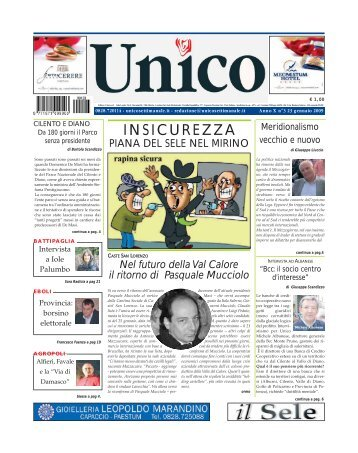 INSICUREZZA - Unico