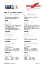 REM - AK DS GLIMMER EXPRESS