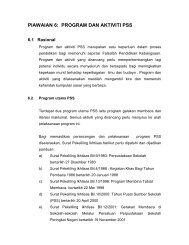 piawaian 6: program dan aktiviti pss - Portal Sumber Pendidikan