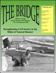 The Bridge - Mercy Corps