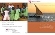 Tanzania, Africa - GoAbroad.com