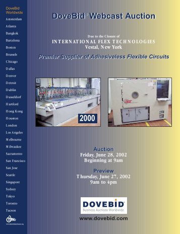 International Flex Brochure