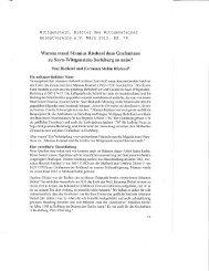Wittgenstein, Blätter des Wittgensteiner Heimatvereins e.V. März ...