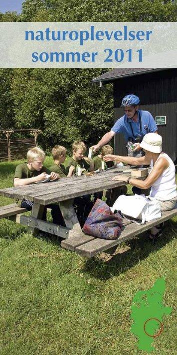 Folderen - naturoplevelser Sommer 2011 - Fredericia Kommune