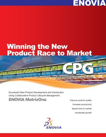 Winning the New Product Race to Market - D2M Solutions