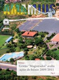 Edição do Mês de Dezembro/2010 - Amam