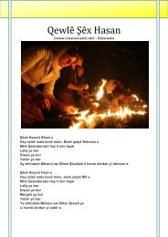 Referat über das Êzîdentum11111