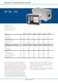 Kompaktní a centrální vzduchotechnické jednotky - Systemair - Page 6