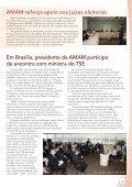 AMAM participa de encontro com ministra do TSE - Page 5