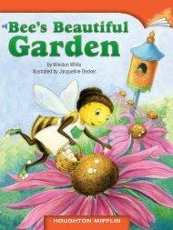Lesson 25:Bee's Beautiful Garden