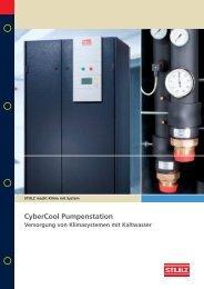 CyberCool Pumpenstation Prospekt (705,23 KB) - Stulz GmbH