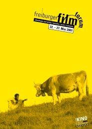 2001 - freiburger film forum