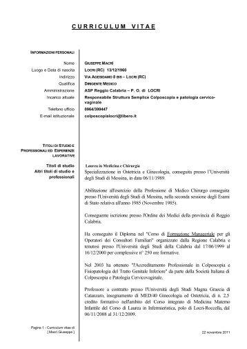 Il dott giuseppe for Calligaris giuseppe