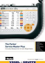 Parker_Messgeraete_Service- Master- plus-bul-4067 - Vogel Gruppe