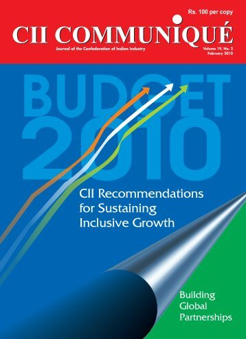 CII Communique - February, 2010