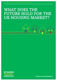 what does the future hold for the uk housing market? - EC Harris