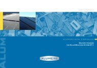 delivery program for solar mounting system dt-1 - Alumero
