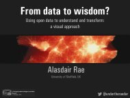 Why-Open-Data-a-visual-approach