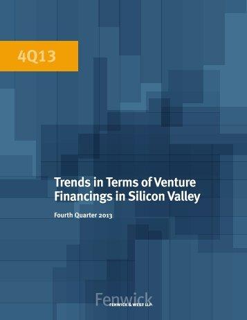 Silicon_Valley_Venture_Capital_Survey_Fourth_Quarter_2013