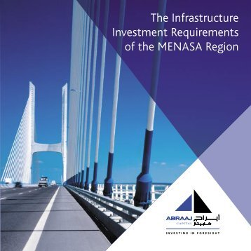 The Infrastructure Investment Requirements of the ... - Wamda.com