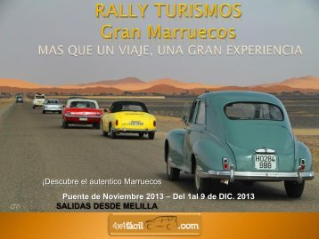 512_RALLY_TURISMOS_gran ... - 4x4Facil