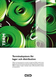 TERM - broschyr i PDF - Conmel Data