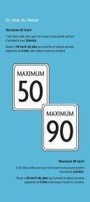 Sur la route, prenez le temps de ralentir. - Société de l'assurance ... - Page 5