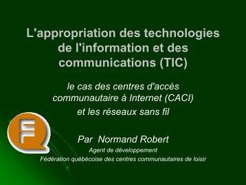 Le bénévolat de participation citoyenne - Conseil québécois du loisir