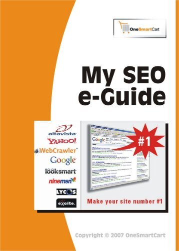 The SEO Guide - Dating Software
